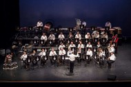 The Navy Band In Concert.
