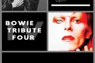 Bowie Tribute Four. AB4.
