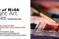 House of Webb - Twilight Art Classes.