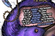 Opal Ocean NZ Tour.
