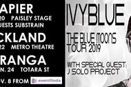 Ivy Blue: The Blue Moons Tour 2019.