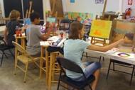 Children's Painting Workshop - 11-14 Years.