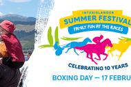 Interislander Summer Festival - Hastings Races.