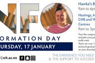 Information Day.