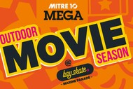 Mitre 10 MEGA Outdoor Movie Season - Hotel Transylvania 3.
