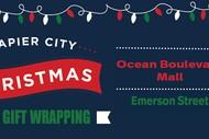 Napier City Christmas Gift Wrapping.