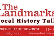 Landmarks Local History Talk.