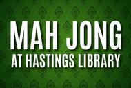 Hastings U3A Mah Jong Group.