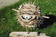 Seaweek Driftwood Sculpture Competition.