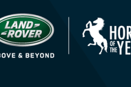 Land Rover Horse of The Year 2019.