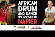 African Drum and Dance Full Day Workshop.