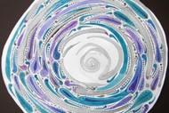 Mandala; Recent Work In Watercolour by Napier Artist Ruby Jo.