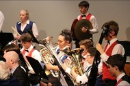 Hawkes Bay Festival of Bands.