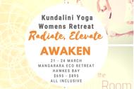 Kundalini Yoga Women's Retreat – Elevate, Radiate, Awaken.