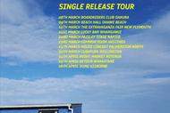 Sonic Delusion - Hey Trouble Single Release Tour.