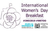 International Women's Day Breakfast Hawkes Bay.