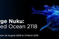 George Nuku: Bottled Ocean 2118.