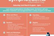 HB Lymphoedema Information Day.