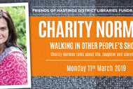 Charity Norman - Walking in Other People's Shoes.