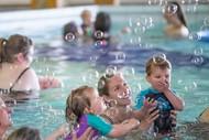 Napier Aquatic Centre Celebrates Children's Day.