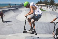 Bay Skate Celebrates Children's Day.