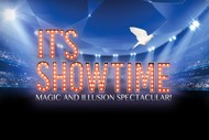 It's Showtime: Family Friendly Magic and Illusion Show.