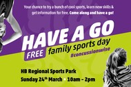 Have a Go - Family Sports Day.