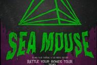 Sea Mouse 'Rattle Your Bones' Tour.