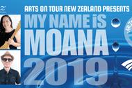 My name is Moana.