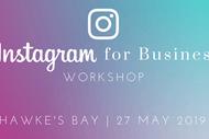 Instagram for Business Workshop.