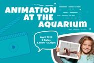 Animation At the Aquarium.