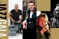 Jazz Gala: Gregg Bissonette, Louis Dowdeswell, Glenn Walter.