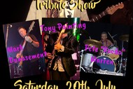 Australasias Top Stevie Ray Vaughan Tribute Show.