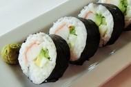 The Art of Sushi Making with Izumi Edmonds.