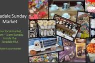 Taradale RSA Sunday Market (Inside).