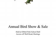 Hastings Bird Club Annual Show.