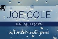 Saturday Night Session with Joe Cole.