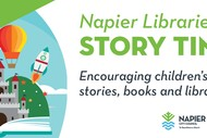 Napier Library Storytime.