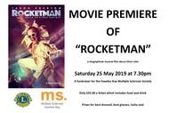 Rocketman Movie Premiere.