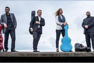 NZ Guitar Quartet.