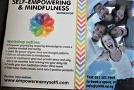 Self-Empowering and Mindfulness Workshop.