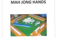 Mah Jong.