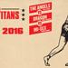 The Clash of the Titans - The Angels / Dragon / Mi-Sex.
