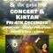 Dave Stringer & The Gaya Tree Concert & Kirtan