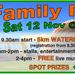 Family Fun Day Highlighting Diabetes Awareness Week.