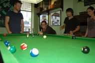 Pool Competition.