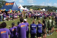 Relay for Life - Hawke's Bay 2017.