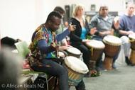 African Drumming - Dance Workshop.