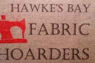 Hawke's Bay Fabric Hoarders Social Sewing.