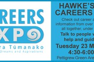 2017 Hawkes Bay Careers Expo.